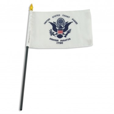 "4"" x 6"" Stick Flag"