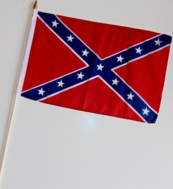 "12"" x 18"" Stick Flag"