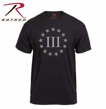 Rothco 3 Percenter T-Shirt