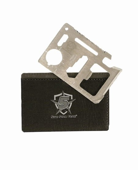 Multi-Purpose Pocket Survival Tool