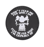 5ive Star Gear Don't Fear Me - PVC Morale Patch