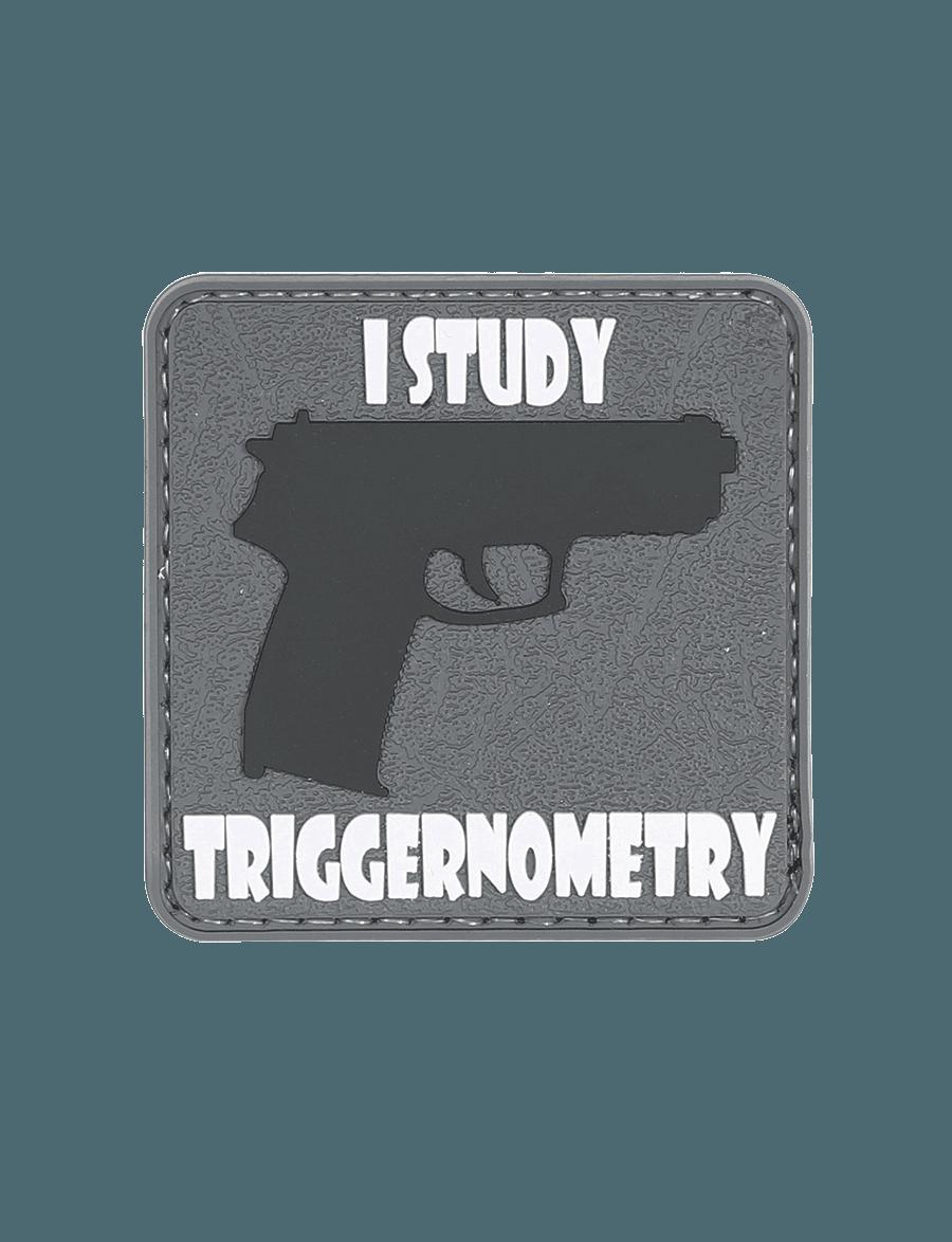 5ive Star Gear Triggernometry - PVC Morale Patch - Velcro