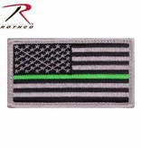 Rothco Green Line US Flag Patch