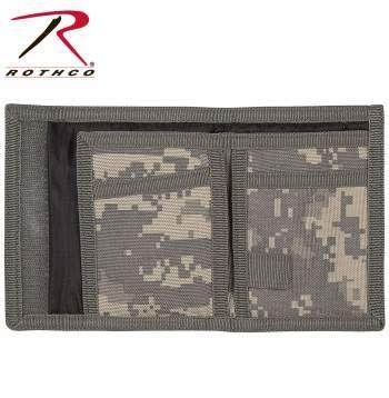 Rothco Digital Camo Commando Wallet