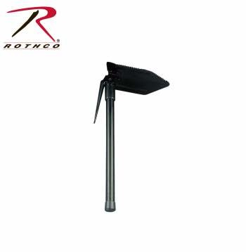 Rothco Heavy Weight Steel Handle Folding Pick & Shovel