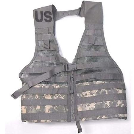 ACU MOLLE Vest - New & Issued