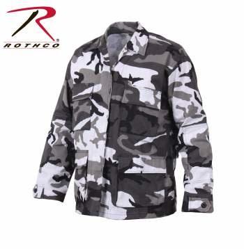 Rothco Color Camo BDU Shirt