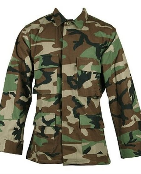BDU Coats 100% Cotton Rip-Stop