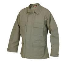 Tru-Spec BDU Coats 100% Cotton Rip-Stop