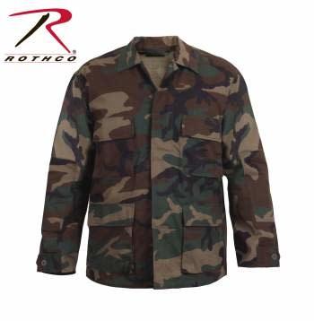 Rothco Camo BDU Shirt