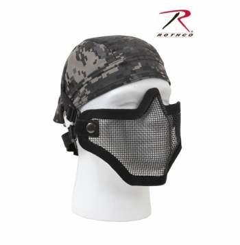 Bravo Tac Gear Bravo Tac Gear Strike Steel Half FAce Mask