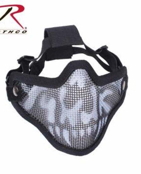 Bravo Tac Gear Strike Steel Half FAce Mask