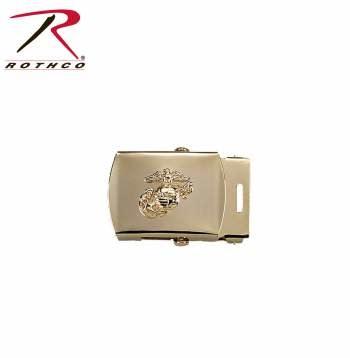 Rothco Web Belt Buckle w/USMC Emblem