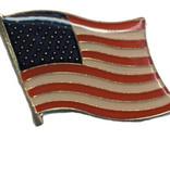 Ramsons Imports American Flag Lapel Pin