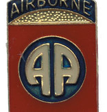 Ramsons Imports Airborne (AA) without wings Lapel Pin