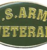 US Army Veteran Lapel Pin