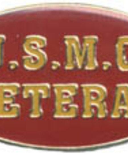 US Marine Corp Veteran Lapel Pin
