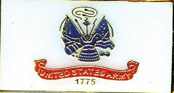 Army Lapel Pin
