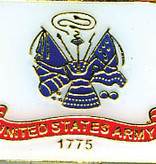 Ramsons Imports Army Lapel Pin