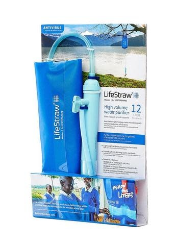 Life Straw LifeStraw Mission 12L