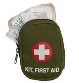 Fox Outdoor Products Soldier Individual First Aid Kit