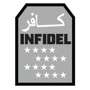 Fox Outdoor Products Infidel Stars Patch