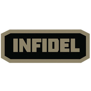 Fox Outdoor Products Infidel Patch