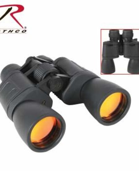 8-24 x 50mm Zoom Binocular
