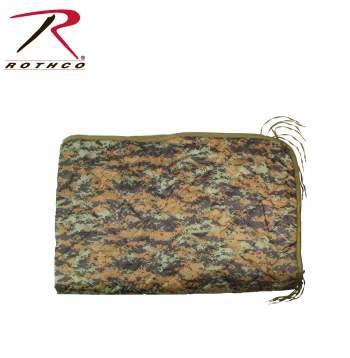 Rothco G.I. Type Camo Poncho Liner