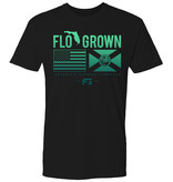 Flo Grown Double Flag Blend Tee
