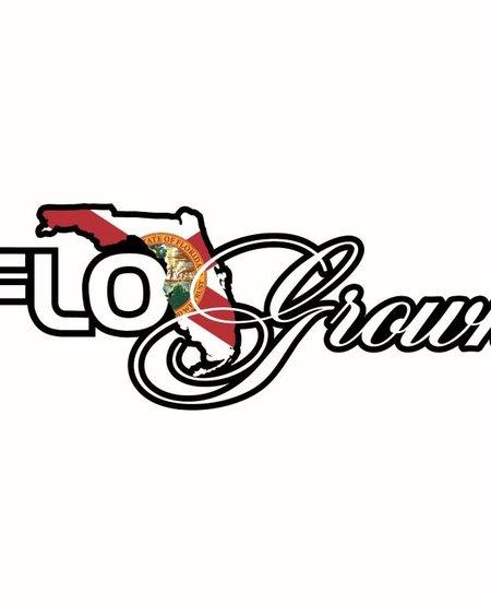 FloGrown Flag Script Decal