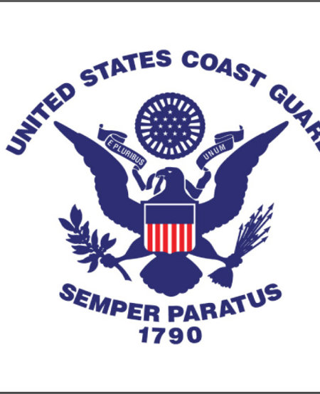 United States Coast Guard Flag 3 x 5