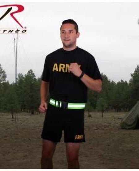 Reflective Elastic PT Physical Training Belt