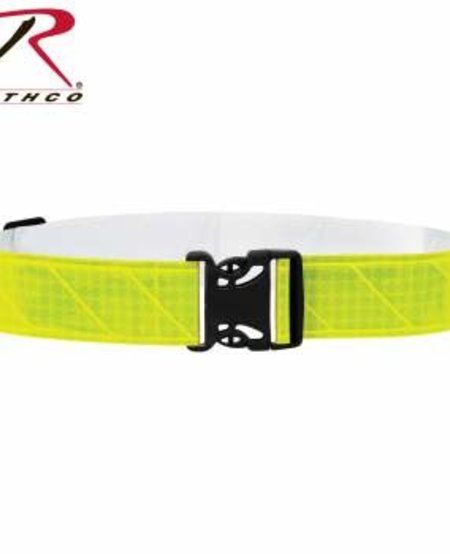 Lightweight Reflective Elastic PT Belt