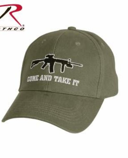 Come and Take It Deluxe Low Profile Cap