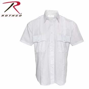 Rothco Short Sleeve Uniform Shirt