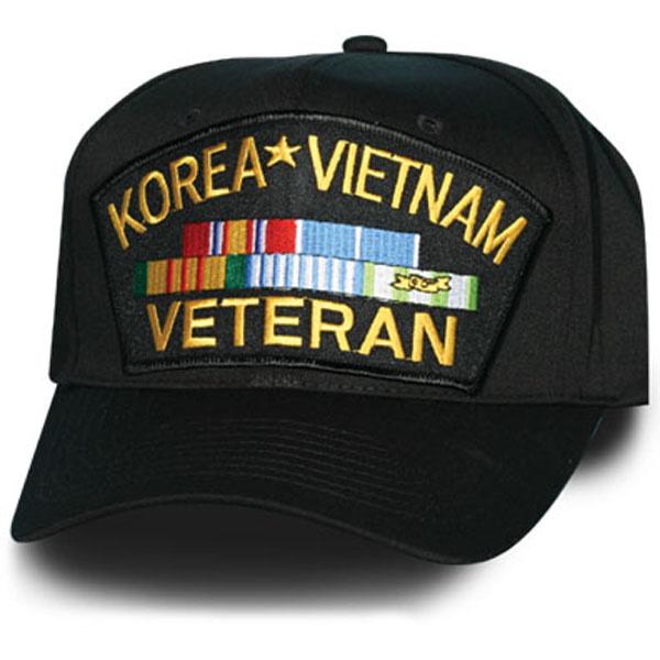 Mitchell Proffitt Korea/Vietnam Veteran Ball Cap