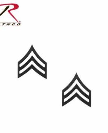 Sergeant Polished Insignia (E-5)