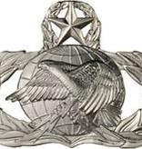 No Shine Insignia Air Force Badge - Aircraft Munitions Maintenance Insignia