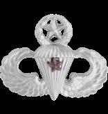 No Shine Insignia Master Parachutist Insignia