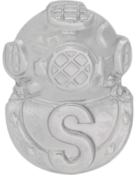 No Shine Insignia Army Insignia - Scuba Badge