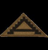 No Shine Insignia 7th Army Patch