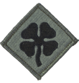 Military 4th Army Patch