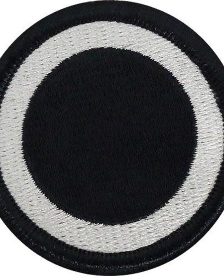 1st Corps Army Patch