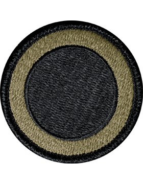 No Shine Insignia 1st Corps Army Patch