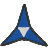Military 3rd Corps Army Patch