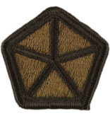 Military 5th Corps Army Patch