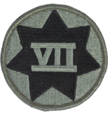 7th Corps Army Patch