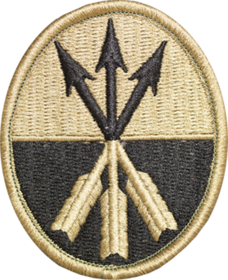 23rd Corps Army Patch