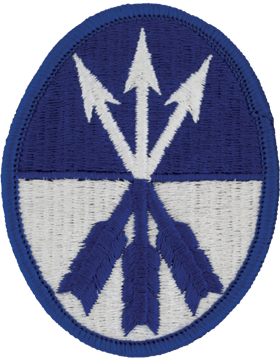 Military 23rd Corps Army Patch